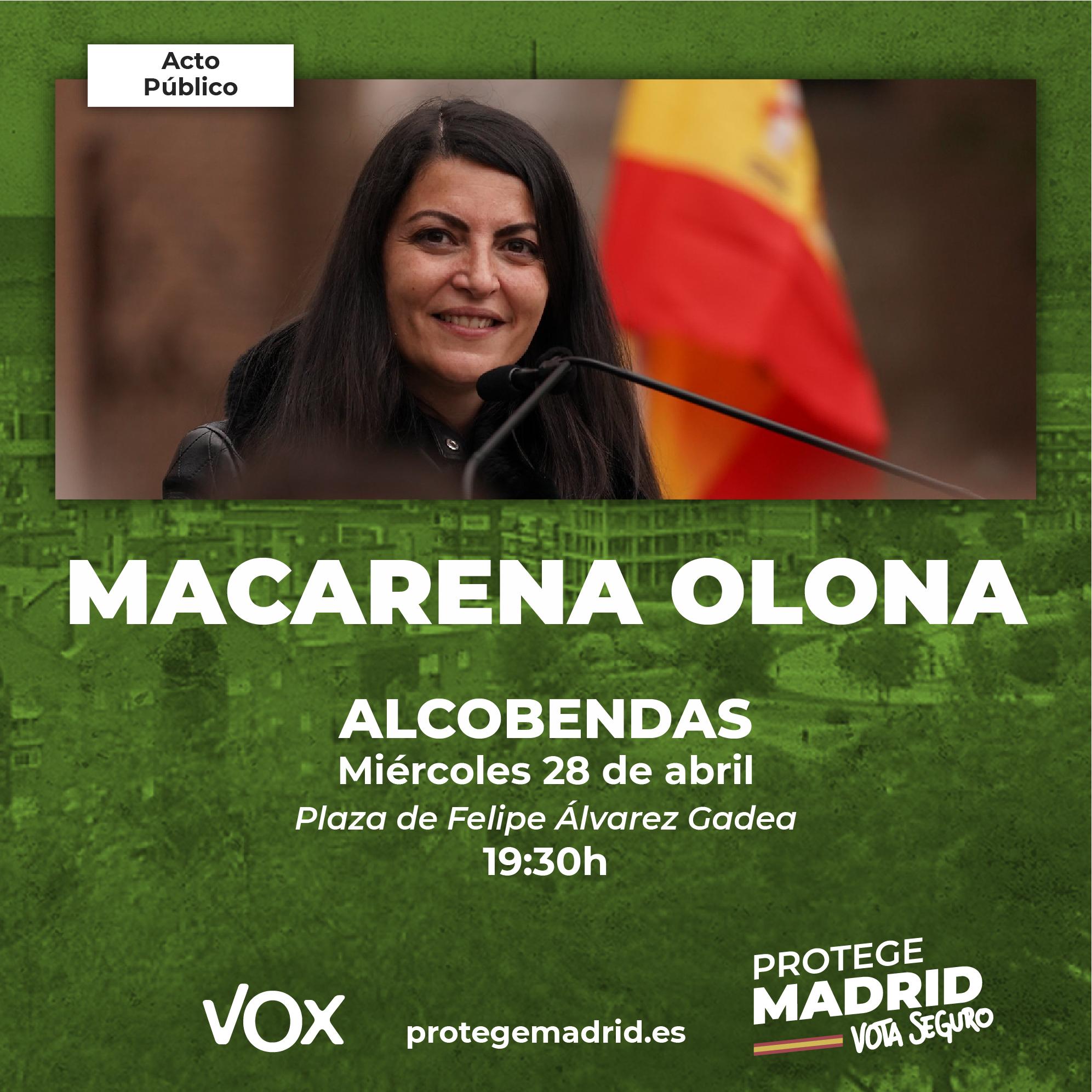 MACARENA_OLONA_ALCOBENDAS